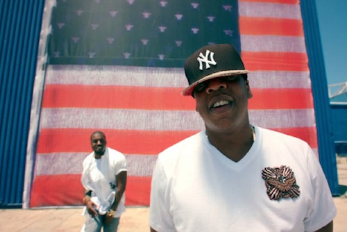 Go behind the scenes with this <em>Watch the Throne</em> mini-documentary