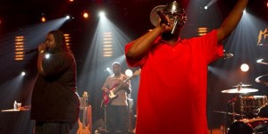 Hear DOOM reinvent <em>Madvillainy</em> classics with The Robert Glasper Experiment