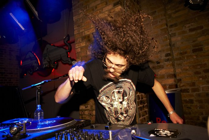 The Gaslamp Killer's Breakthrough gets a promo clip from Brainfeeder