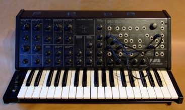 Watch Vince Clarke's wonderful guide to the Korg MS20