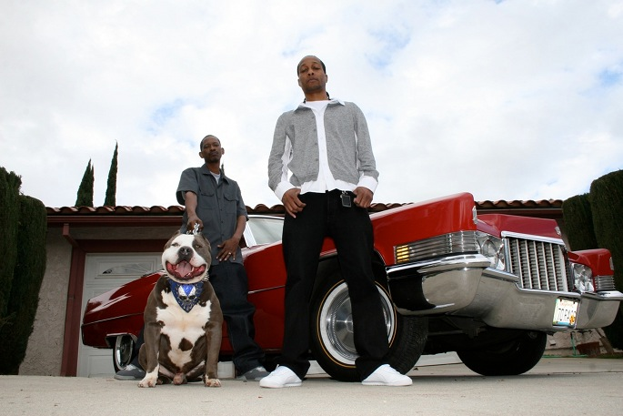 West Coast rap legend DJ Quik and Kurupt unleash hell on the brilliant 'The Demon's Carol '