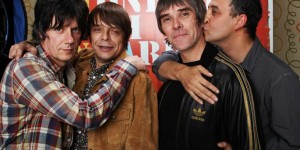 The Stone Roses lead new musical additions to the Guinness World Records 2013