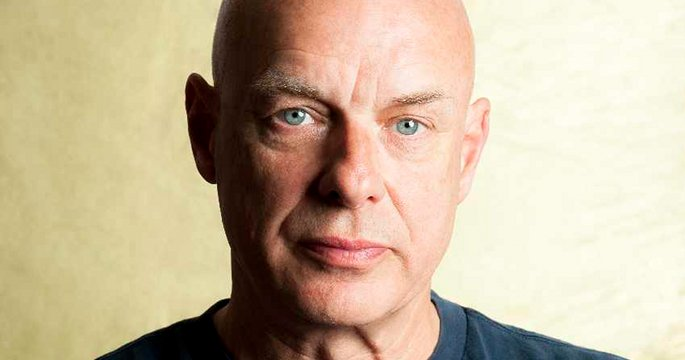 Brian Eno announces LUX, his new album for Warp