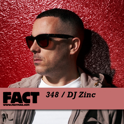 FACT mix DJ Zinc