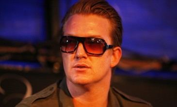 Listen to a new song by Queens of the Stone Age frontman Josh Homme