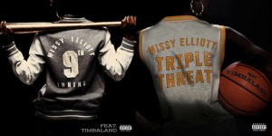 Stream both new Missy Elliott singles, produced by Timbaland