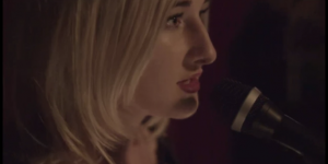 Zola Jesus appears in, soundtracks a short film for fashion line Miu Miu