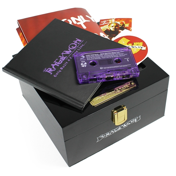 Raekwon re-issues <em>Only Built 4 Cuban Linx</em> on deluxe purple cassette tape