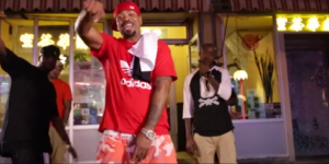 Watch the video for the Method Man and Freddie Gibbs <em>Man With The Iron Fists</em> cut