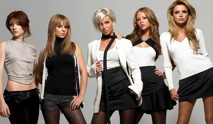 Sugababes About A Girl
