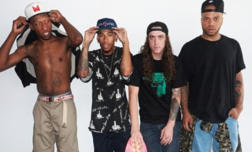 MellowHype and Trash Talk announce North American tour