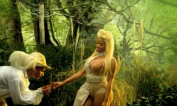 Watch Nicki Minaj's storybook video for 'Va Va Voom'