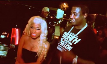 Waka, Gucci and more throw down in Nicki Minaj's 'Come on a Cone' video