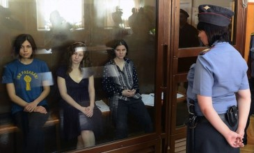 "Pussy Riot's Maria Alyokhina and Nadezhda Tolokonnikova to serve sentences in Russia's ""harshest camps"""