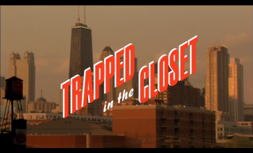 <em>Trapped In The Closet</em> update: 85 new chapters recorded, Broadway musical on the way