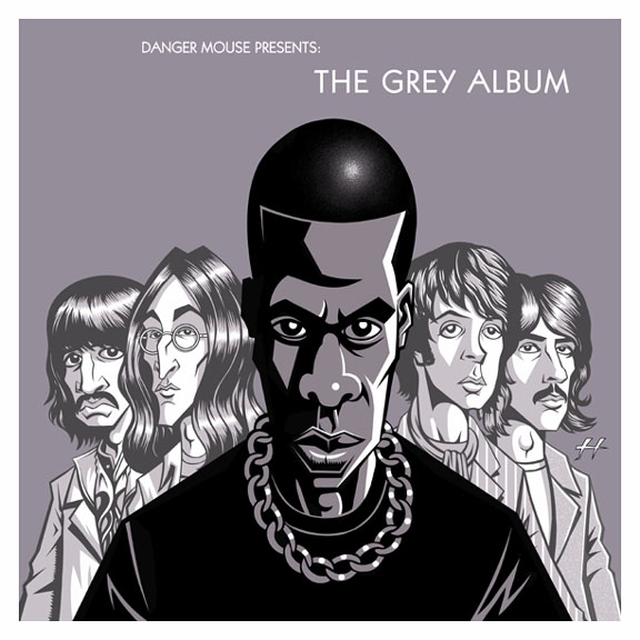 Danger Mouse's trend-setting <I>The Grey Album</i> remastered: download it inside
