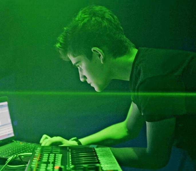 Premiere: Stream the debut release from fast-rising 15 year old producer Happa