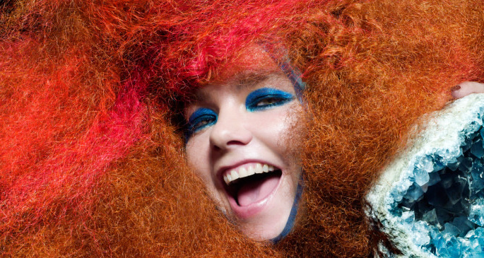 Bjork announces <i>Biophilia</i> residency in Paris, including four shows in a circus tent