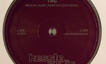 Hear DJ Rashad and DJ Manny's edit of Martyn's classic 'Broken Heart' remix