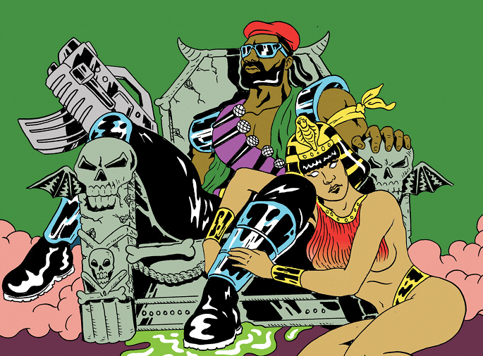 Major Lazer commemorate 2012 with a best-of-the-year mixtape