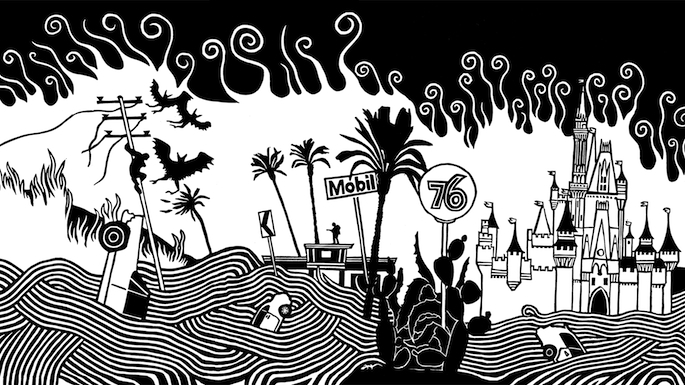 Atoms for Peace shares B-side 'What The Eyeballs Did' via website easter egg