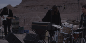 Baltimore stargazers Beach House prepare short film