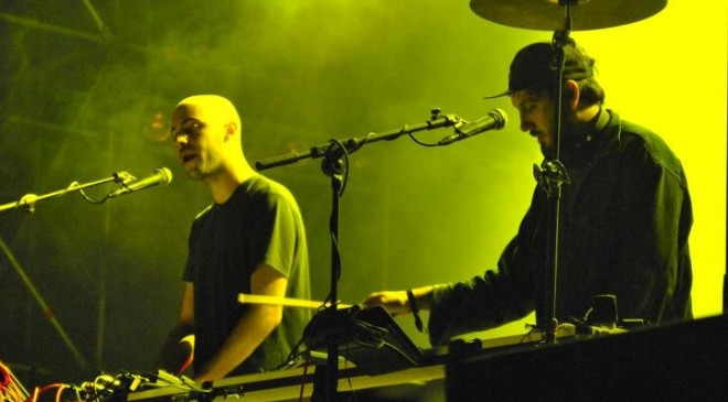 Listen to John Talabot and Pional's propulsive remix of The xx's 'Chained'