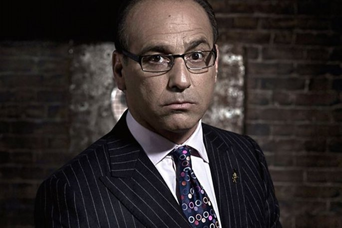 Dragons Den's Theo Paphitis in talks to buy HMV