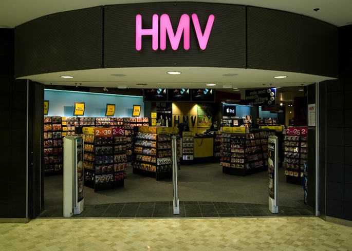 HMV thrown a lifeline as restructure firm Hilco buys its outstanding debt