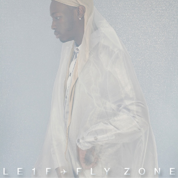 Download rap provocateur Le1f's new mixtape, <em>Fly Zone</em>