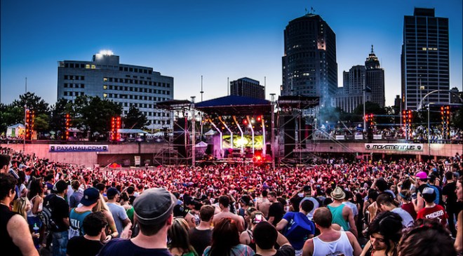 Carl Craig, Mala, Richie Hawtin, Tensnake among headliners of Detroit's Movement Electronic Music Festival