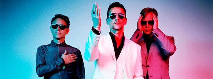 Stream Depeche Mode's new single, the sullen 'Heaven'