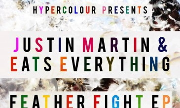 Stream samples of &#8216;Feather Fight&#8217; / &#8216;Harpy&#8217;, Justin Martin and Eats Everything&#8217;s new collaborative single