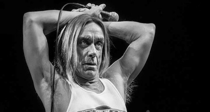 Iggy Pop and The Stooges finish recording new album, <em>Ready to Die</em>