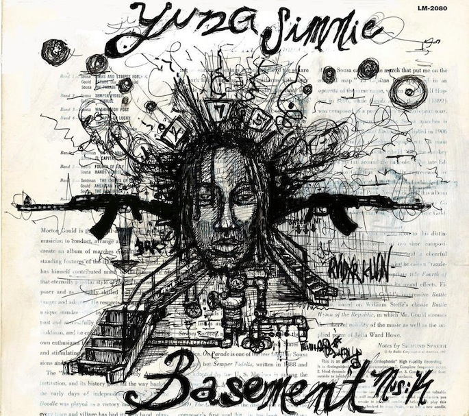 Raider Klan upstart Yung Simmie releases <em>Basement Musik</em> mixtape, featuring SpaceGhostPurrp, Amber London