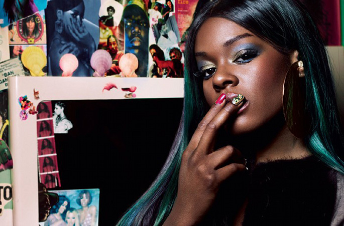 Azealia Banks claims Baauer approved 'Harlem Shake' vocal, slates Diplo, works with Ariel Pink