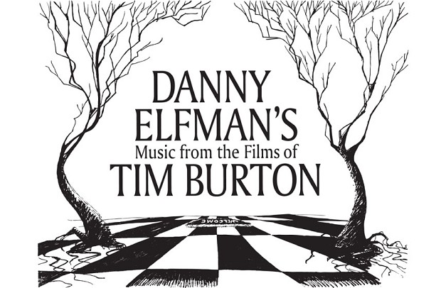 Danny Elfman and Tim Burton collaborate on performance with BBC Concert Orchestra