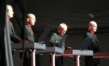 Kraftwerk to headline T In The Park 2013