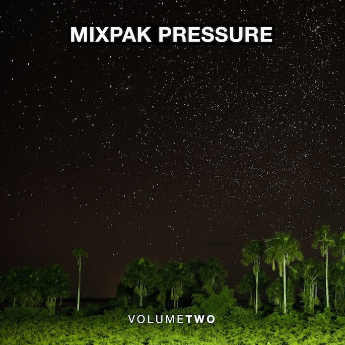 Preview Mixpak's dancehall-influenced compilation, featuring Murlo, Rizzla, Nadastrom, and more