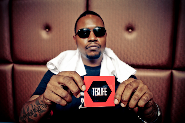 Footwork touchstone DJ Rashad announces European tour dates