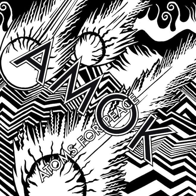 Stream Atoms for Peace's <em>AMOK</em>