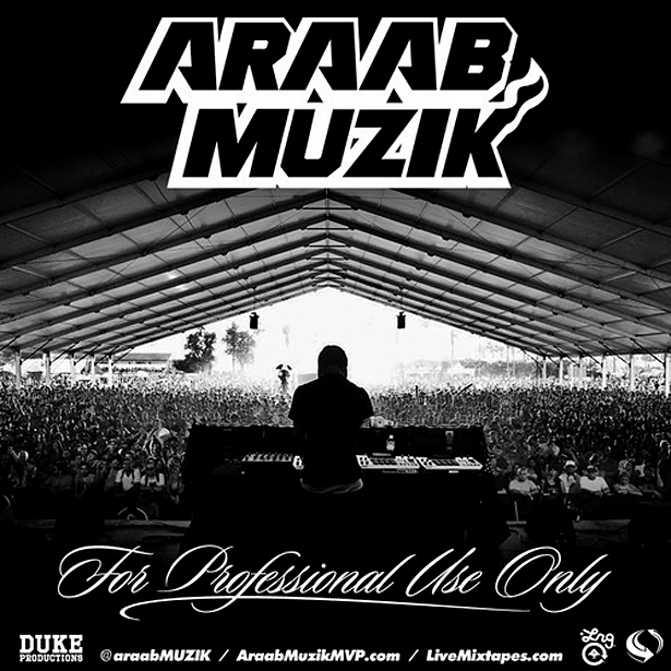 Download AraabMuzik's <em>For Professional Use Only</em> mixtape