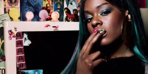 Azealia Banks covers The Strokes&#8217; &#8216;Barely Legal&#8217;