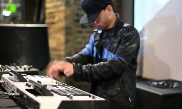 Watch AraabMUZIK give a live MPC masterclass for FACT TV