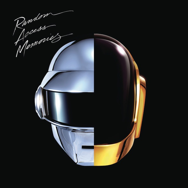 Title, artwork and release date revealed for new Daft Punk album Random Access Memories