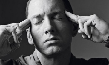 "Eminem ""finishing up"" album number eight"