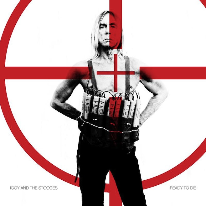 Iggy and the Stooges return to form on 'Burn'