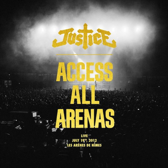 Justice – Access All Arenas
