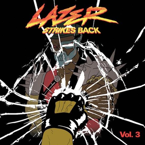 Download Major Lazer's free <em>Lazer Strikes Back Vol. 3</em> EP