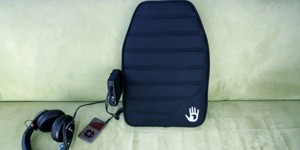 Sub bass just got portable; introducing SubPac